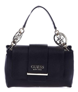 GUESS BLACK HANDBAG