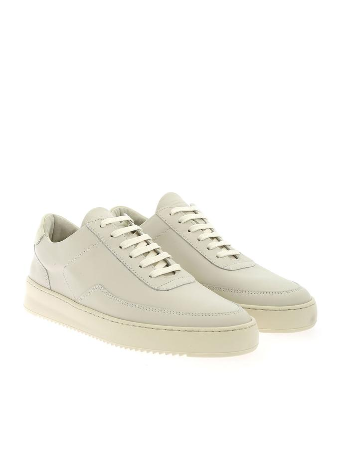FILLING PIECES WHITE SNEAKERS