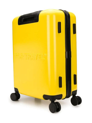 OFF-WHITE YELLOW TROLLEY