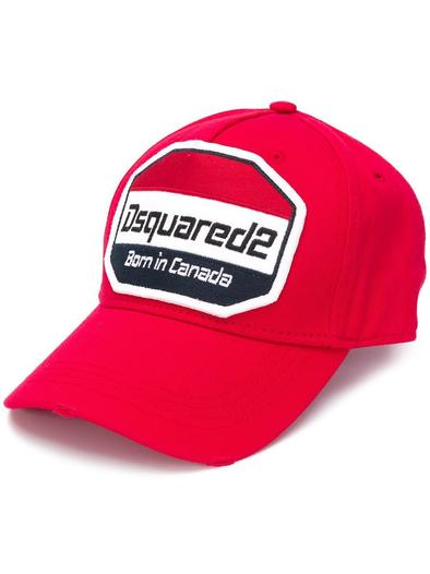 DSQUARED2 RED CAP