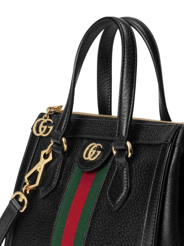 GUCCI BLACK HANDBAG