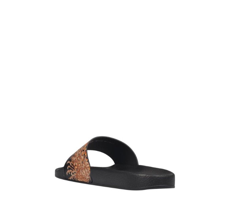 DSQUARED2 BLACK SANDALS