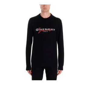 GIVENCHY BLACK SWEATER