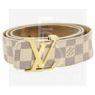 LV Initialls Belt