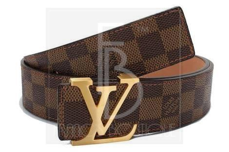 Louis Vuitton Initialls Belt Belts