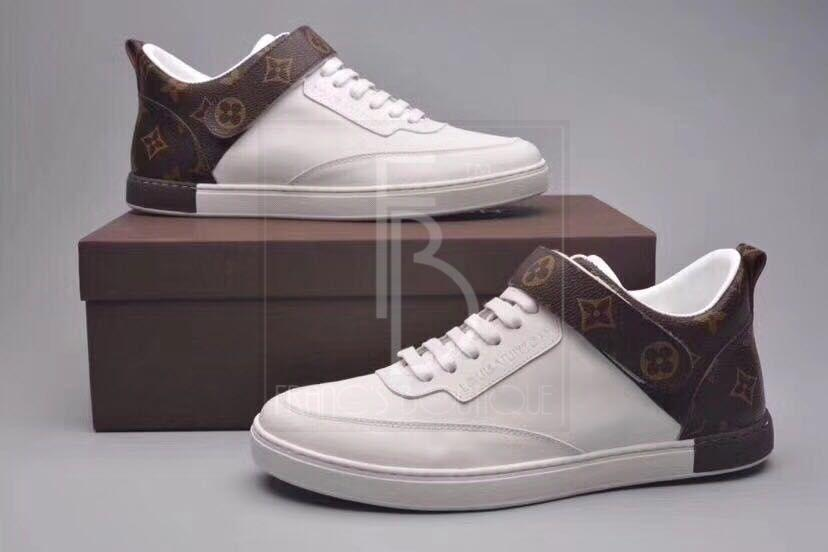 Louis Vuitton Tivoli Sneakers 2 White