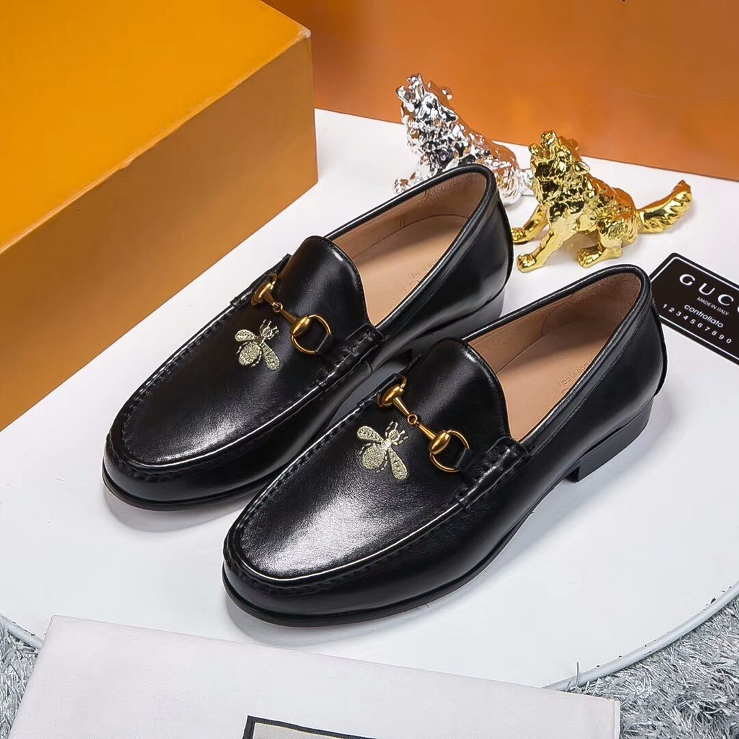 Gucci Loafer With Bee