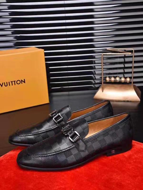 Louis Vuitton Graduation Loafers Shoes