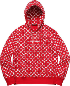 Louis Vuitton/supreme Sweatshirt