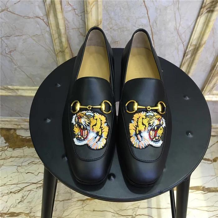 Gucci Loafer With Kingsnake