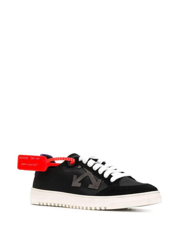 OFF-WHITE BLACK SNEAKERS