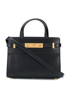 SAINT LAURENT BLACK HANDBAG