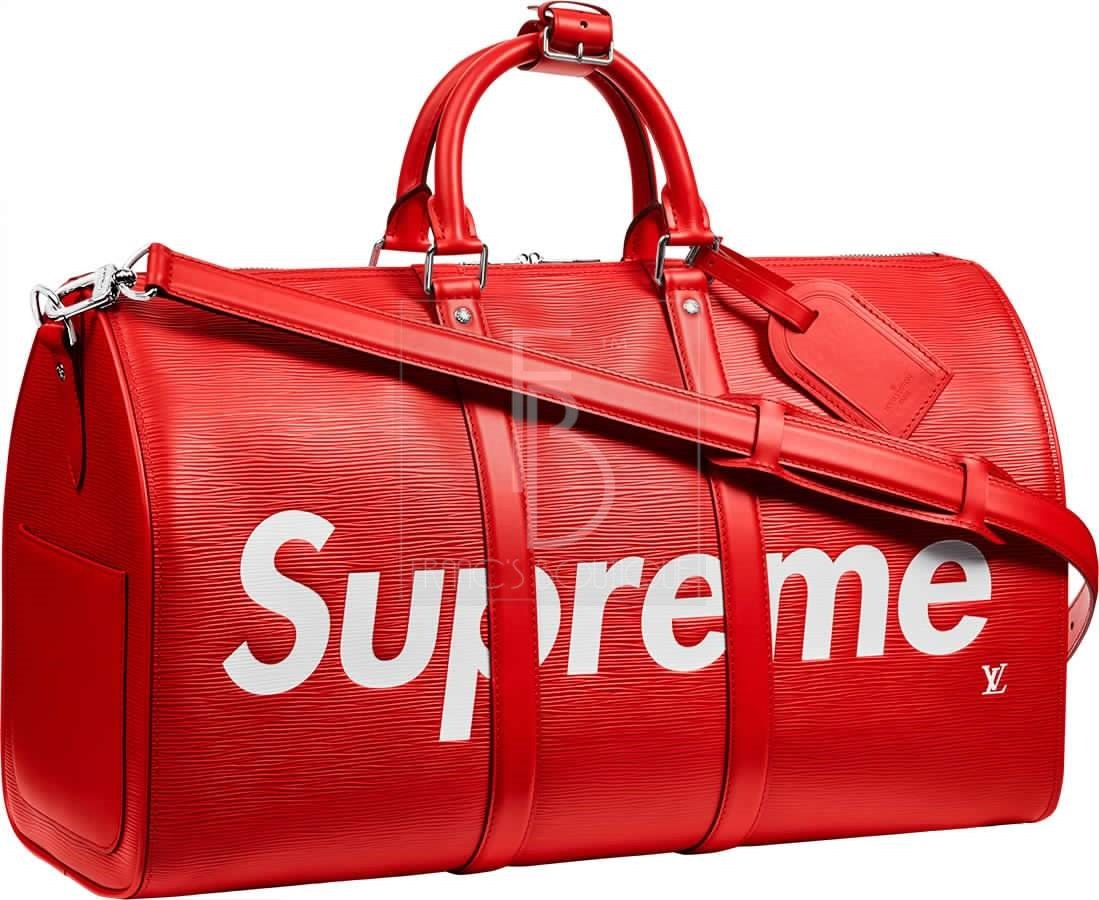 Louis Vuitton/supreme Kepall