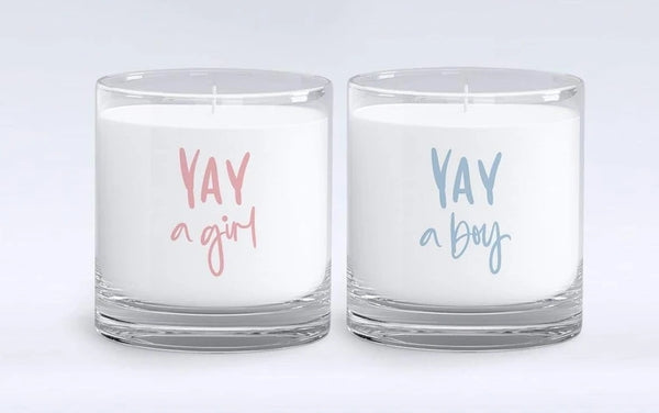 New Baby Candles