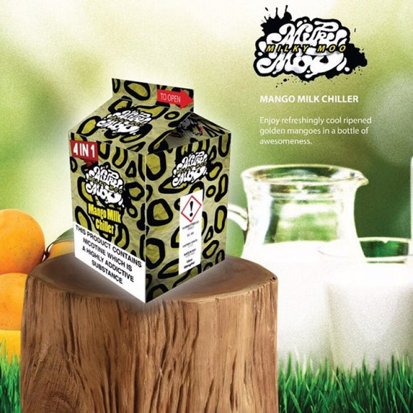 Milky Moo E-Liquid 50ml