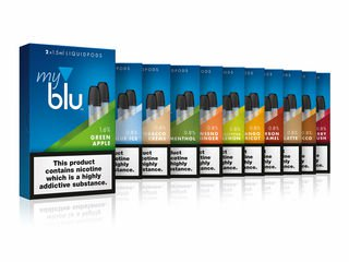 myblu™  Pods and Kit