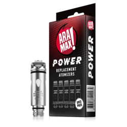 Aramax Power Coils - Pack of 5 - No1VapeTrail