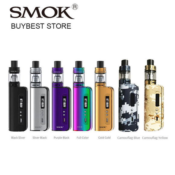 SMOK OSUB 80W Baby TC Kit with TFV8 Baby - No1VapeTrail