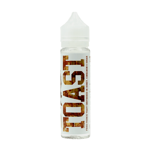 TOAST  French; Honey, Cinnamon & Sugar 50ml Short Fill - No1VapeTrail