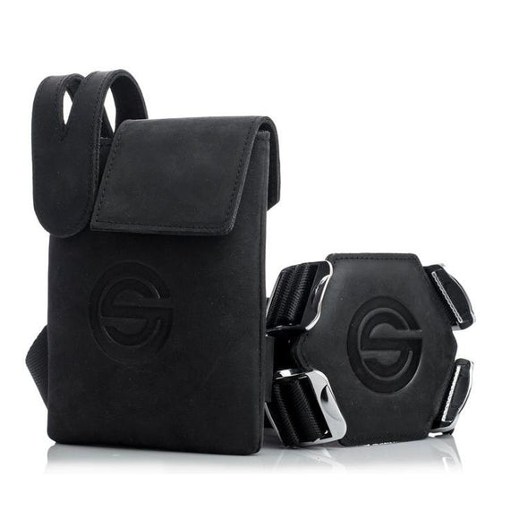 GUERILLA STRAPS VERSION 2 - LEATHER VAPE HOLSTER - No1VapeTrail