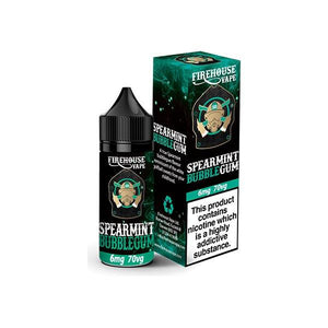 Firehouse Vape TPD 10ml 6mg (70VG/30PG)