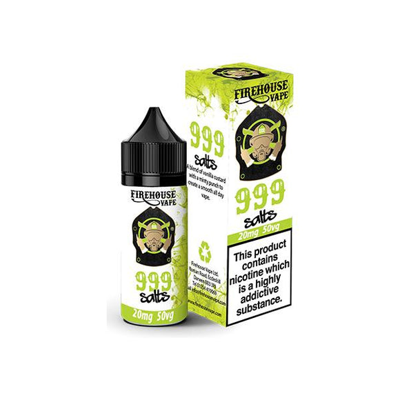 20MG Firehouse Flavoured Salt NIC (50VG/50PG)