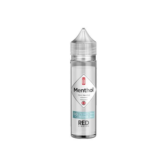 Red Classic by Red Liquids 0MG 50ml Shortfill (70VG/30PG)