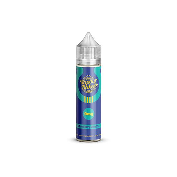 Vapour Bakers 0mg 50ml Shortfill (70VG/30PG)