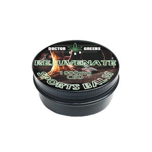 Doctor Green's 1000mg CBD Sports Balm 50ml - Rejuvenate