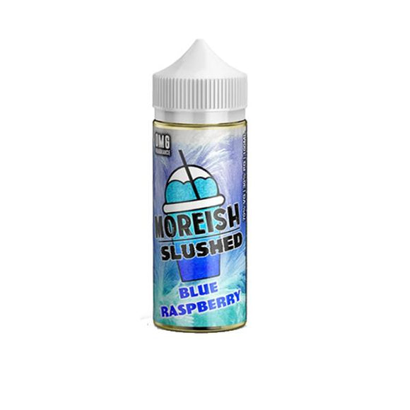 Moreish Puff Slushed 0mg 100ml Shortfill (70VG/30PG)