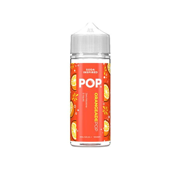 Pop 0mg 100ml Shortfill (70VG/30PG)