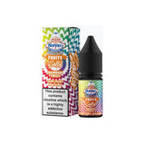10mg Nanna's Secret Fruits 10ml Flavourd Nic Salt (50VG/50PG)