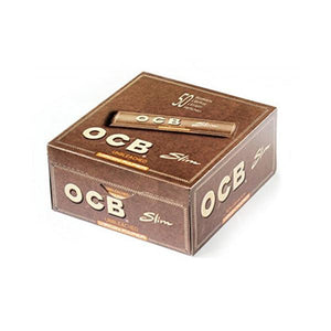 50 OCB Virgin King Size Rolling Papers - No1VapeTrail