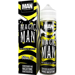 One Hit Wonder - Magic Man 50ml + FREE Nic Shot - No1VapeTrail