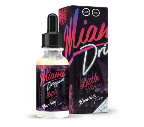 Little Havana by Miami Drip Club + Free Nic Shot - No1VapeTrail