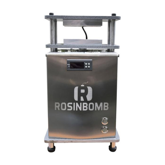 RosinBomb Super Rosin Press UK version - No1VapeTrail