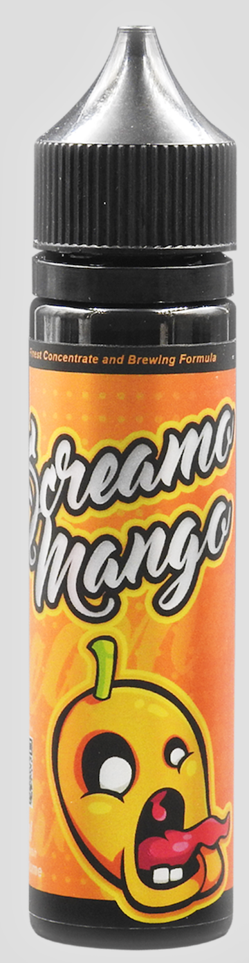 MONSTA VAPE SCREAMO MANGO ELIQUID 55ML - No1VapeTrail