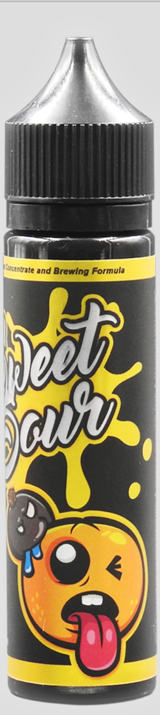 MONSTA VAPE SWEET SOUR ELIQUID 55ML - No1VapeTrail
