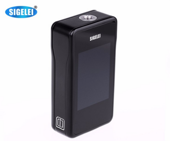 SIGELEI T200 TOUCH SCREEN TC BOX MOD - No1VapeTrail