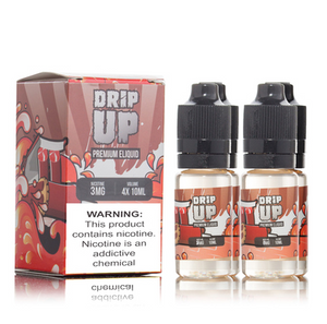 Sweet Strawberry Sherbet Drip Up By Tailored Vapors - No1VapeTrail