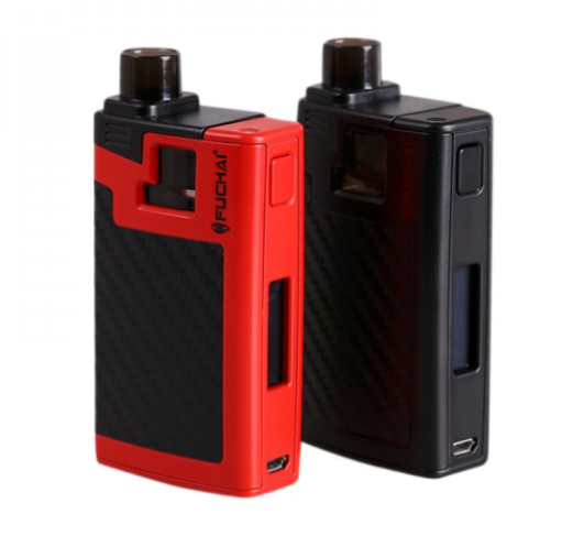 SIGELEI FUCHAI WILDFOX 40W ALL-IN-ONE KIT ( Testing Station Mod ) - No1VapeTrail