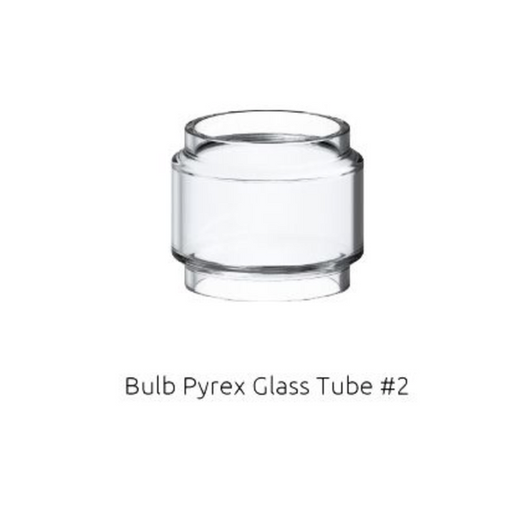 SMOK TFV12 Prince 8ml Fatboy Extended Glass Tube - No1VapeTrail