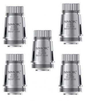 Smok BM2 Coil Heads (5 pack)  Brit Mini Compatible - No1VapeTrail