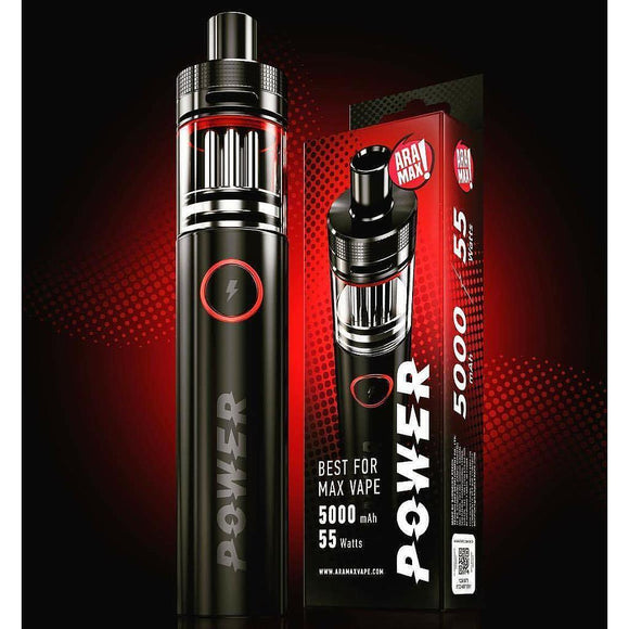 Aramax Power Kit 5000mah starter kit - No1VapeTrail
