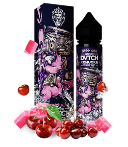 DVTCH x Chuckie - Basskick - 50ml Short-Fill w/t Nic Shot - No1VapeTrail