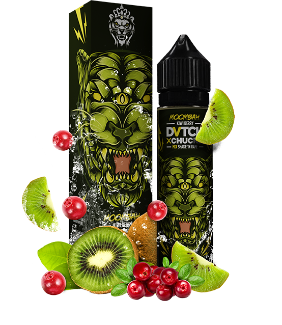 DVTCH x Chuckie - Moombah - 50ml Short-Fill /w Free Nic Shot - No1VapeTrail