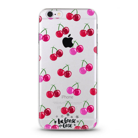 Kaboom Lips Clear Case