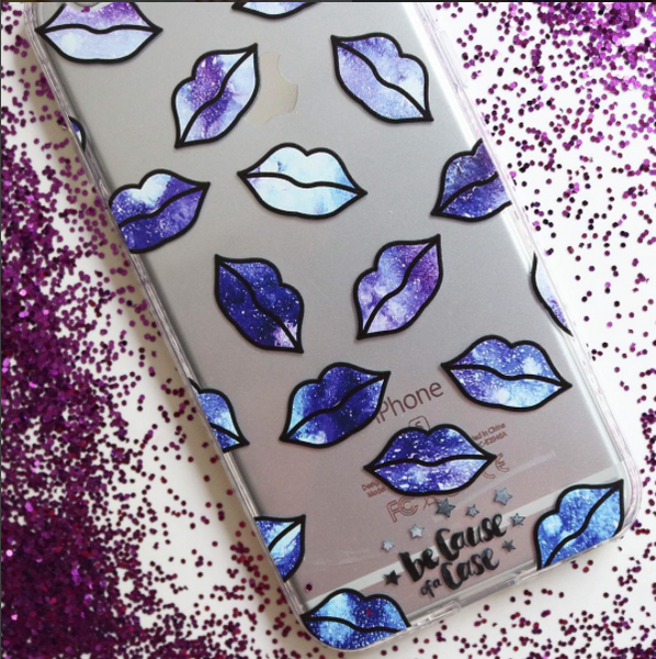 Galaxy Lips - Because of a Case