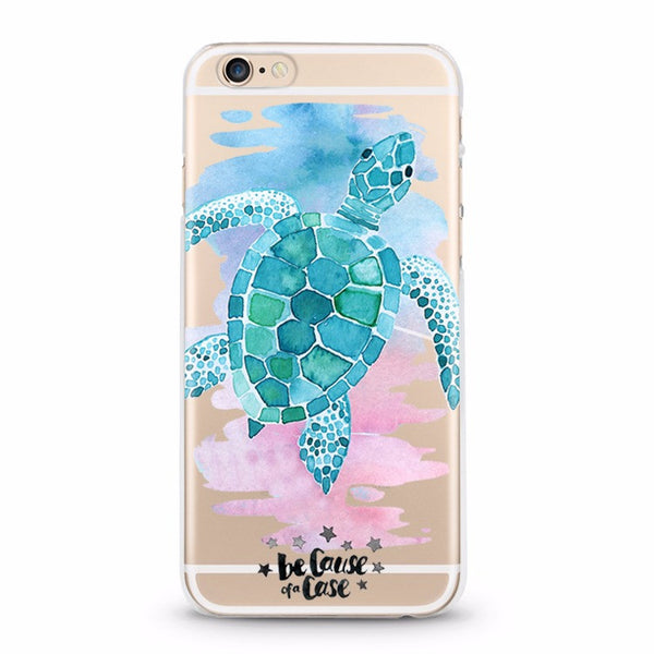 Save The Sea Turtles! - Because of a Case