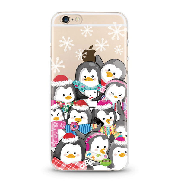 Festive Penguins - Because of a Case